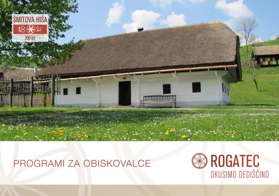 Programi za obiskovalce - Rogatec