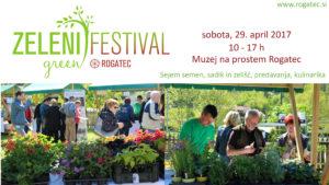 Zeleni festival Rogatec @ Muzej na prostem Rogatec | Šmarje pri Jelšah | Slovenija
