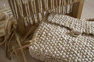 Vezenje in pletenje iz ličja @ Dvorec Strmol, Rokodelski center Rogatec | Šmarje pri Jelšah | Slovenija