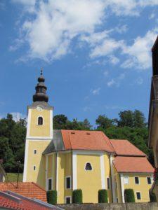 Jernejeva nedelja @ Farna cerkev sv. Jerneja