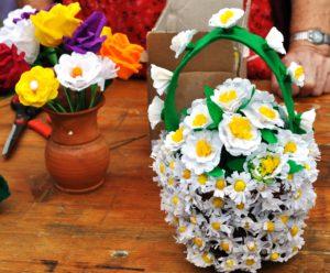 Rože iz krep papirja @ Muzej na prostem Rogatec | Rogatec | Šmarje pri Jelšah | Slovenija