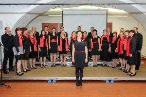 Letni koncert Mešanega pevskega zbora Kulturnega društva Anton Stefanciosa Rogatec z gosti Vokalna skupina Emine @ Dvorana Grajske pristave