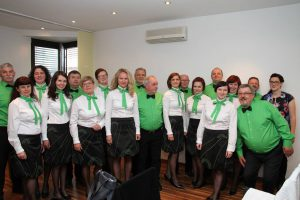 Odprta vaja Mešanega pevskega zbora KD Anton Stefanciosa Rogatec @ Kulturni dom Rogatec