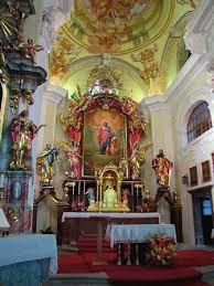 Revija dekanijskih cerkvenih pevskih zborov @ Župnijska cerkev sv. Jerneja