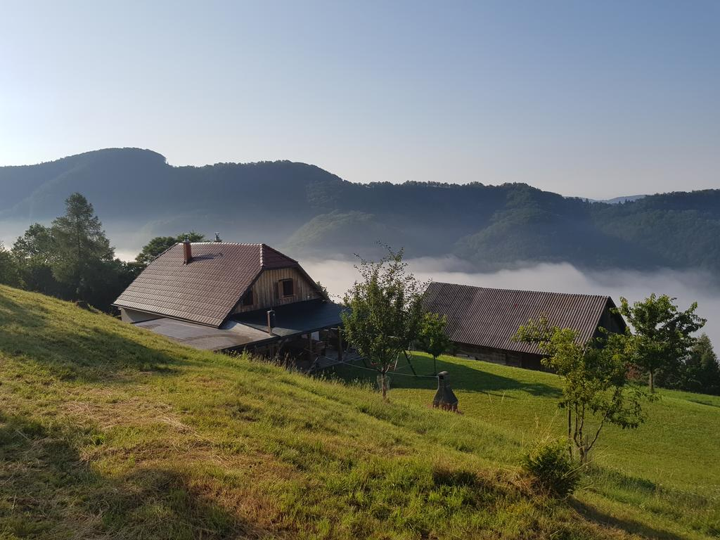 Farm near St. Donat Donačka gora