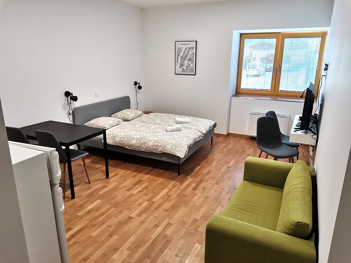 PubyLand - apartma