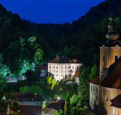 Poletna noč na Dvorcu Strmol @ Dvorec Strmol, Rokodelski center Rogatec